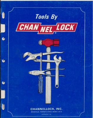 1982 Channellock Tool Catalog - Channel Lock Tools